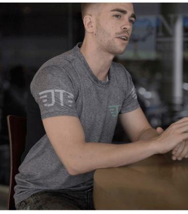 Teide technical short sleeve T-Shirt