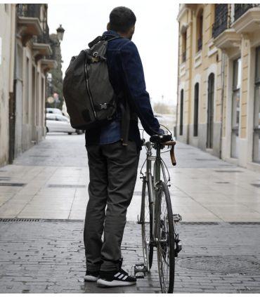 Amsterdam Grey men's urban cycling trousers