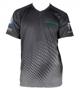 Enduro Salines technical enduro (MTB) short sleeve T-shirt