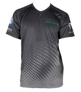 T-shirt technique de VTT Enduro Salines