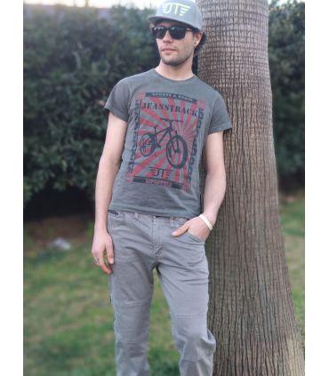 Aribe Grey Climbing - Trekking Trousers