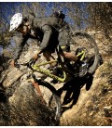 Heras Jeans Darkness mountain bike (MTB) baggy
