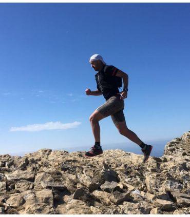 Pantalón Trail Running Aneto Gris