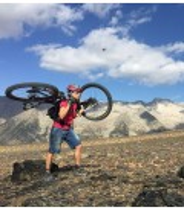 Pantalón Mountain Bike (MTB) Heras Dirty