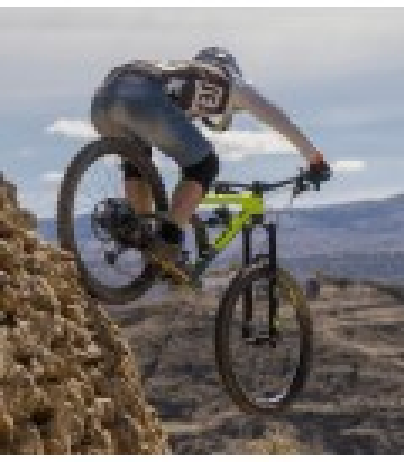 Pantalón Mountain Bike (MTB) Heras Fluor Jeans