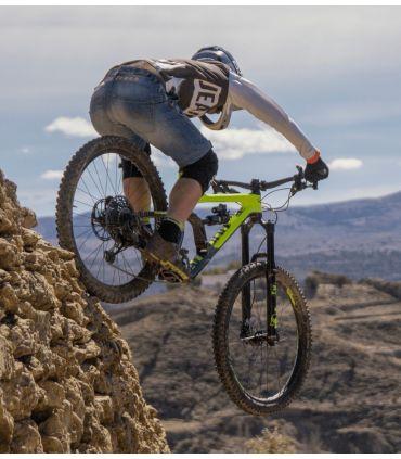 Heras Fluor men's mountain bike (MTB) baggy jeans