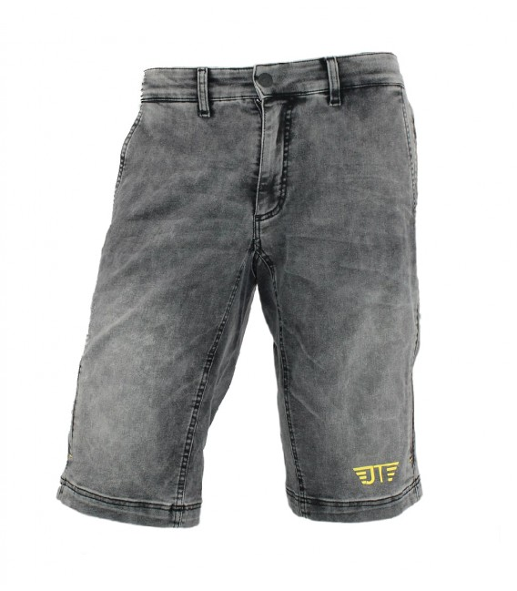 Pantalón Mountain Bike (MTB) Heras Jeans Grey