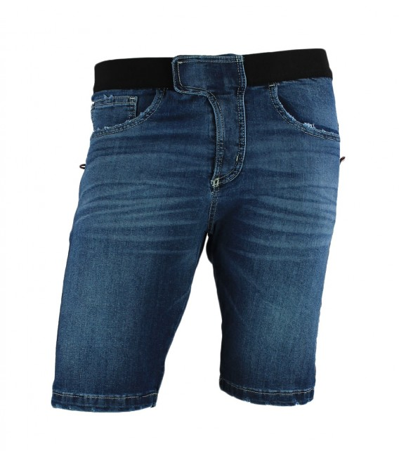 Turia BR Jeans Rinse men's climbing and trekking shorts