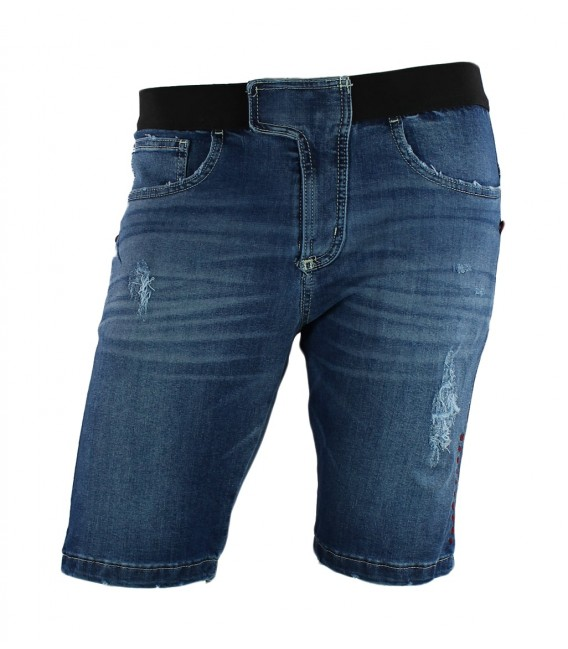 Turia BR jeans Destroy men's climbing and trekking shorts
