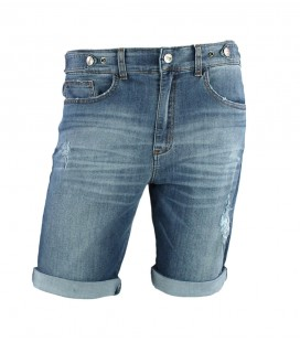 Soho Jeans destroy men's urban cycling shorts