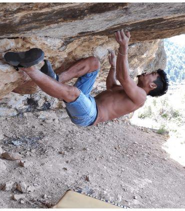 Pantalon d'escalade Turia BR Jeans Stone Homme