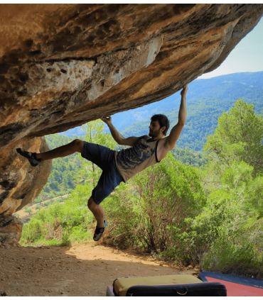 Turia BR men's Rinse climbing and trekking shorts