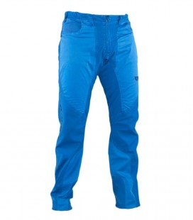 Garbi men's blue climbing and trekking trousers