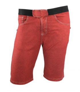 Pantalon d'escalade rouge Turia BR Homme
