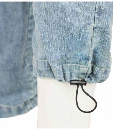 Pantalón Escalada - Trekking Montesa Jeans Dirty Hombre