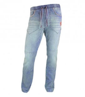 Pantalon Escalade - Trekking Montesa Jeans Dirty Homme