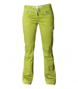 Senia women's green climbing and trekking pants
