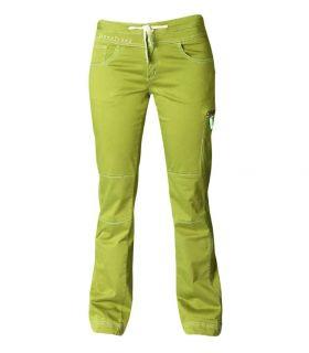 Pantalón Escalada - Trekking Senia Verde Mujer