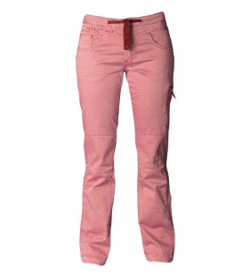 Senia women's pink climbing and trekking pants
