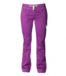 Senia women's lilac climbing and trekking pants