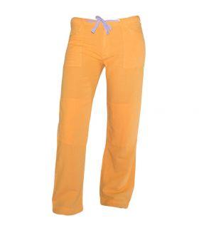 Pantalon Trekking Cervol Orange Femme