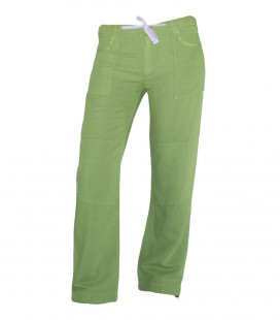 Pantalón Trekking Cervol Verde Mujer