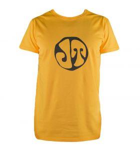 Camiseta Escalada Vuit Naranja Hombre