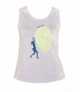 T-shirt Escalade - Trekking Peiro Lila Femme