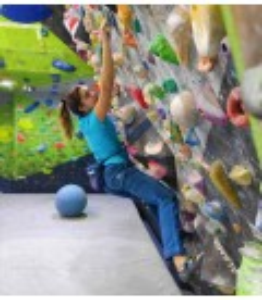 Pantalon d'escalade - Trekking Senia Bleu Femme