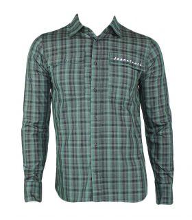 Camisa Gear verde Hombre