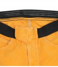 Turia BR men's ocher climbing and trekking shorts