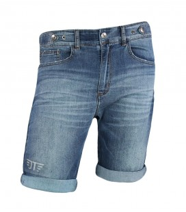 Soho Jeans stone men's urban cycling shorts