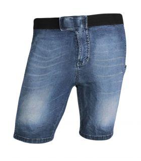 Pantalons de course à pied Montblanc Jeans Rinse
