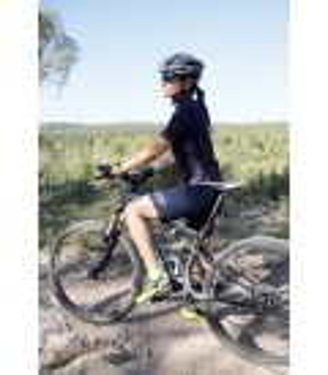 Culotte de ciclismo Kudo Jeans Unisex