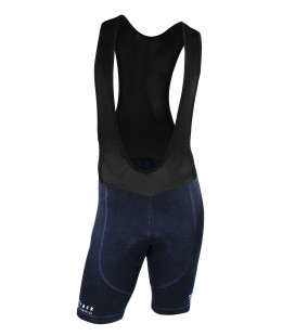 Jeans Cycling bib short Kudo Unisex