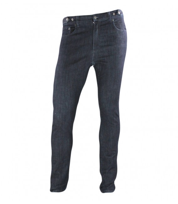 Venice jeans rinse unisex urban cycling trousers skinny fit