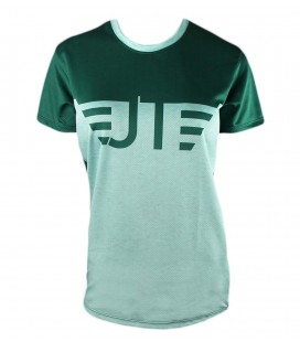 T-Shirt Technique Moutain Bike (MTB) Bunny Green Femme