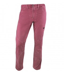 Garbi men's burgundy climbing and trekking trousers