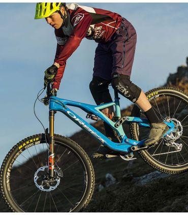 Pantalón Mountain Bike (MTB) Heras Wine