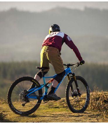 Heras Gold men's mountain bike (MTB) baggy jeans