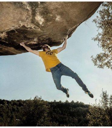 Pantalón Escalada Roca Jeans Batolito Hombre