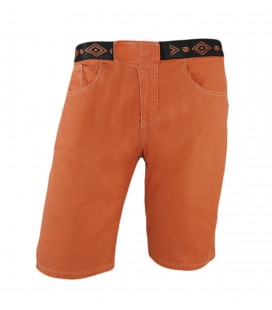 Turia BR men's Pumpkin Ethnic climbing shorts