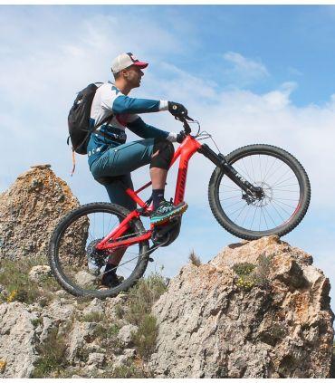 Pantalón Mountain Bike (MTB) Pump Petrol Hombre
