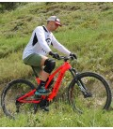 Pantalón Mountain Bike (MTB) Ride Khaki Unisex