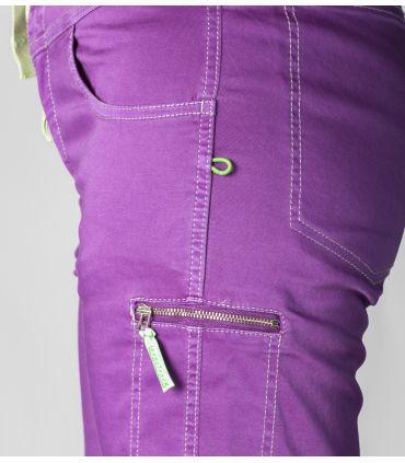 Pantalon Escalade - Trekking Senia BR Lilas Femme