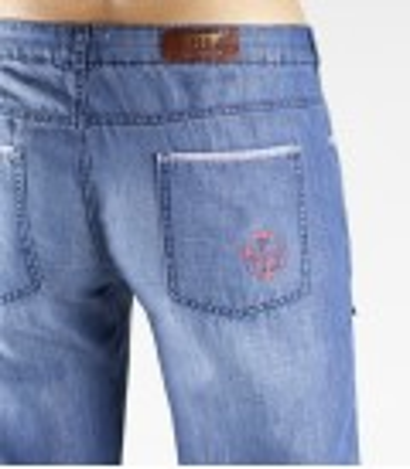 Cervol Sky women's outdoor denim pants