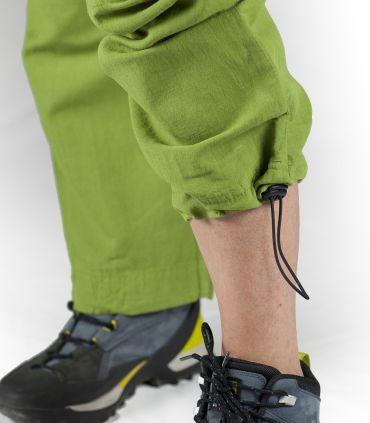Pantalon Trekking Cervol Vert Femme