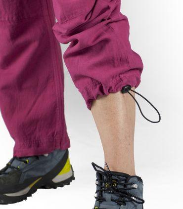 Pantalon Trekking Cervol Fuchsia Femme
