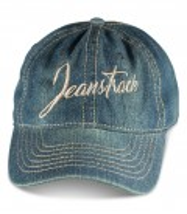 Bach Jeans american denim cap
