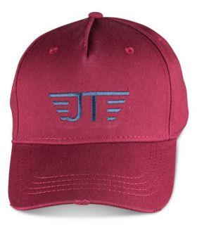 Bach maroon JT american cap